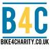 Bike4Charity - We provide our own charitable endurance cycling events and fundraising services for your own events as well.